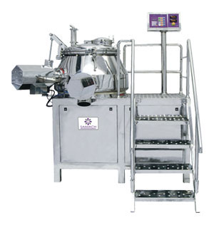 Manufacturer of RAPID MIXER GRANULATOR Gujarat, Exporter of RAPID MIXER GRANULATOR in Gujarat India, RAPID MIXER GRANULATOR Manufacturer, Rapid Mixer Granulator Machineries, Rapid Mixer Granulator machinery